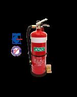 4.5KG DCP FIRE EXTINGUISHER C/W HOSE & STANDARD WALL BRACKET