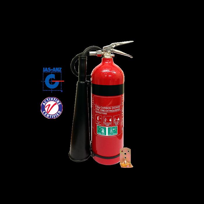 buy 3 5kg co2 fire extinguisher online