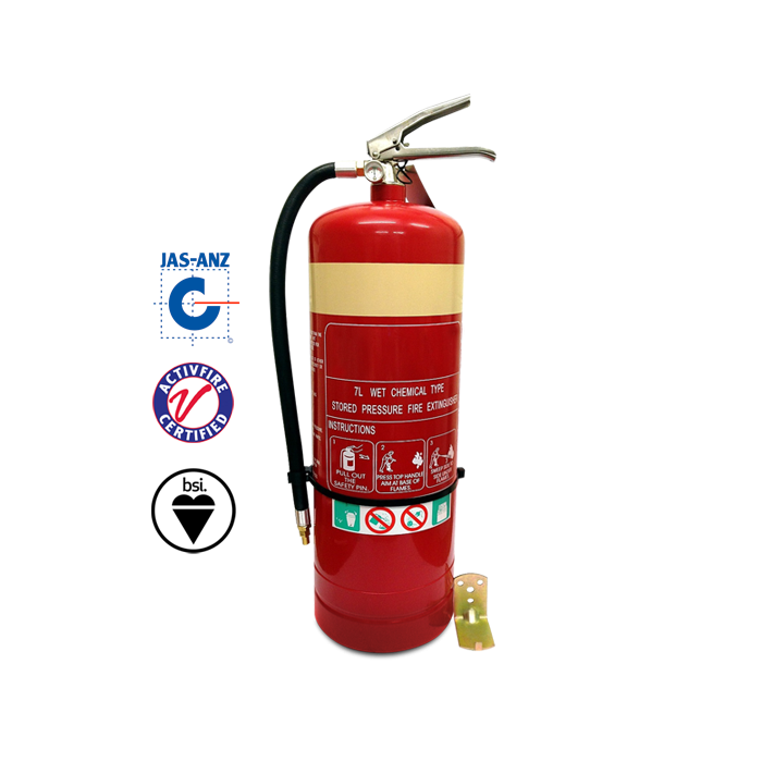 buy 7l wet chemical fire extinguisher online