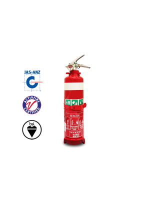 1kg DCP ABE Fire Extinguisher
