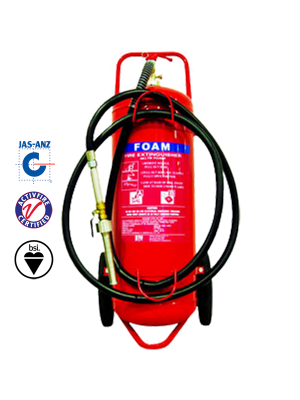 45L FOAM MOBILE EXTINGUISHER