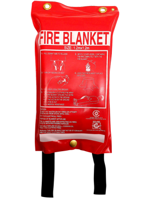 FIRE BLANKET 1.2M X 1.2M
