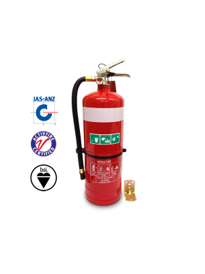 4.5KG DCP FIRE EXTINGUISHER DRY CHEMICAL POWDER ABE