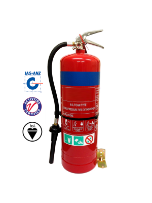 9.0L FOAM FIRE EXTINGUISHER