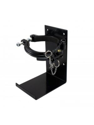 9.0KG HEAVY DUTY - BLACK POWDER COATED - CANNON STYLE - VEHICLE BRACKET