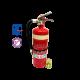 2.0L WET CHEM FIRE EXTINGUISHER
