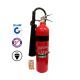 5.0KG CO2 FIRE EXTINGUISHER